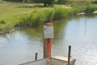 Vízminőség monitoring állomás