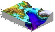 3D Surface Map